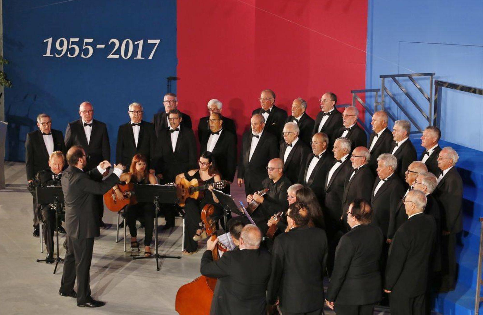 Coro y Orquesta  «Ricardo LAFUENTE»